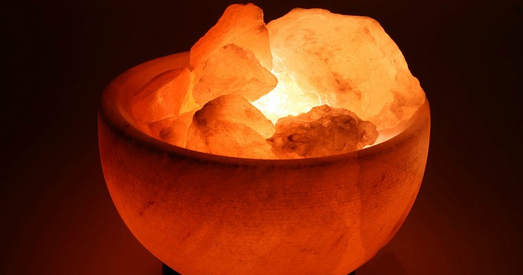 How Salt Lamps Improve Mental Clarity, Air Quality and Sleep Cycles - Awakening People